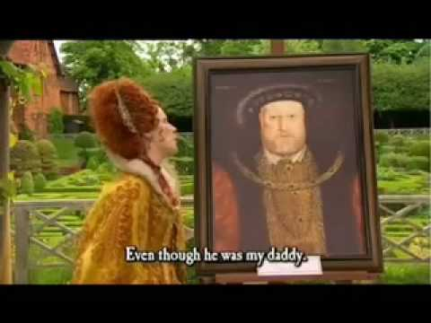HORRIBLE HISTORIES - The Tudors Song