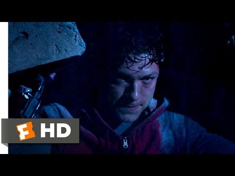 Spider-Man: Homecoming (2017) - A Trapped Hero Scene (9/10) | Movieclips thumbnail