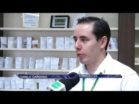 TV UP / UP NOTÍCIAS -- Vantagens dos medicamentos manipulados (09/01/2014)