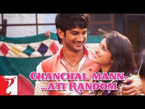 Lyrical: Chanchal Mann Ati Random - Full Song With Lyrics - Shuddh Desi Romance