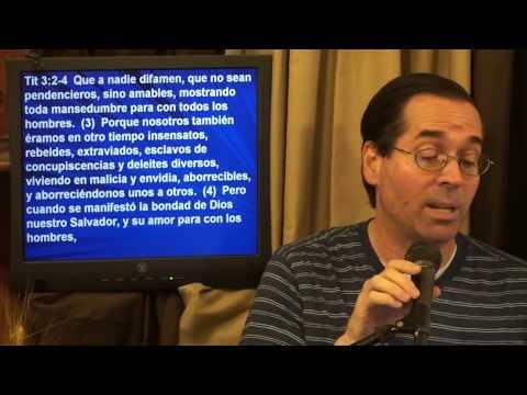 56 Tito 3 - Ken Zenk - Estudios Biblicos