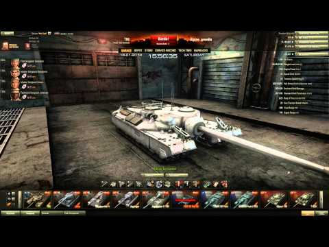 World of Tanks Commentary: T95-- Much American. So Armor. Wow!