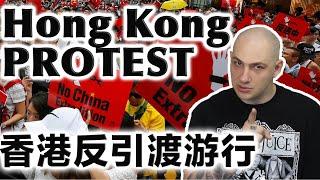 ❌ Hong Kong Protests: Irrational Chaos