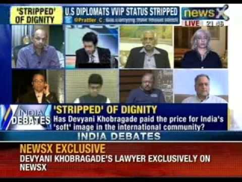India Debate: Devyani Khobragade paying for India's soft image Internationally?