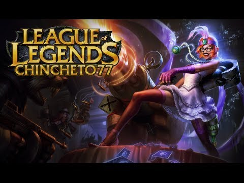 League of Legends - Se me ha olvidado todo! - 19 de abril -