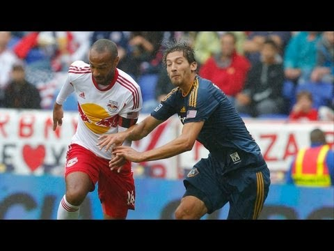 HIGHLIGHTS: New York Red Bulls vs LA Galaxy | May 19, 2013