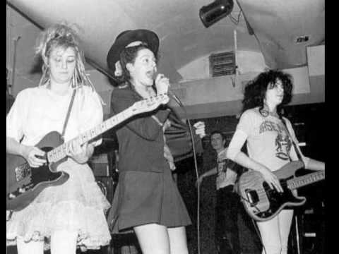 The Slits  I Heard It Through The Grapevine