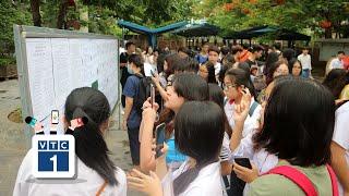 Hà Nội: Gần 300 thí sinh đạt điểm thi trên 27