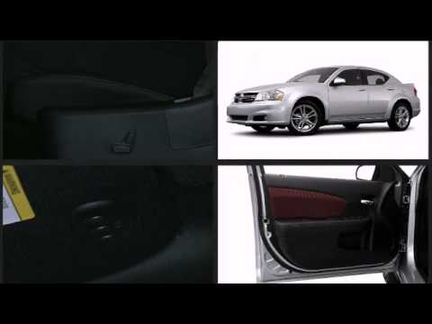 2012 Dodge Avenger Video