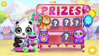 Game Hay Vui Nhộn Cho Bé – Gấu Panda Lu Ở Công Viên Trò Chơi Cùng Các Bạn – Panda Lu Fun Par  # 368