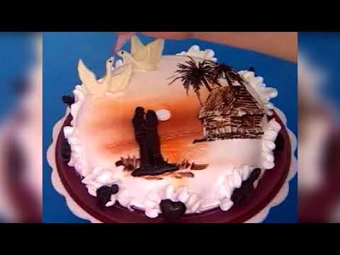 Подборка крутых необычных тортов