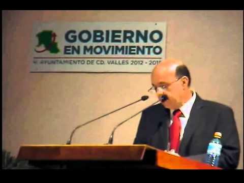 01 10 12 Discurso toma de protesta de Juan José Ortiz en Ciudad Valles 2