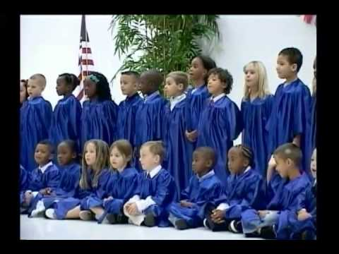 Ivy League Preschool Academy Graduation 2013