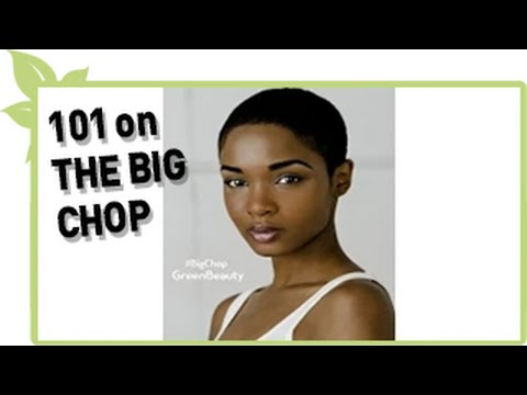 101 on THE BIG CHOP