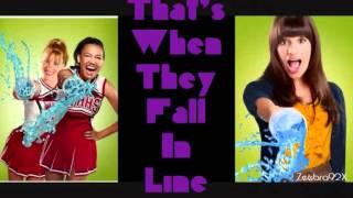 Watch Glee Cast We Got The Beat video
