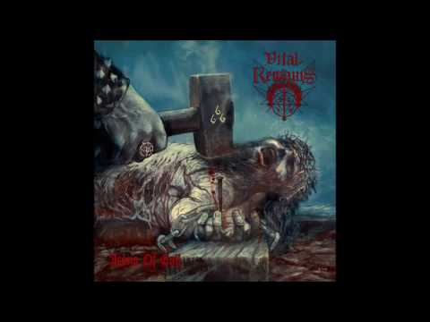 Vital Remains - Reborn...the Upheaval of Nihility