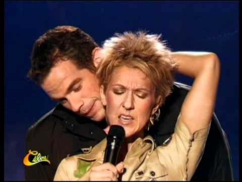 Celine Dion Et Garou - Sous Le Vent (Live)