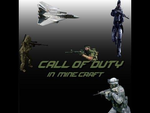 Server CallOfDuty Minecraft سيرفر كود ماين كرافت