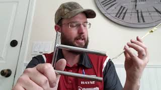 Prevent forced home entry by door kicked in with Two Post Strike Plate Review frame reinforcement