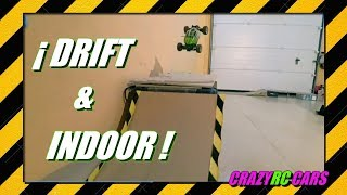 Wltoys RC Buggy OffRoad ▶ DRIFT & INDOOR Circuit