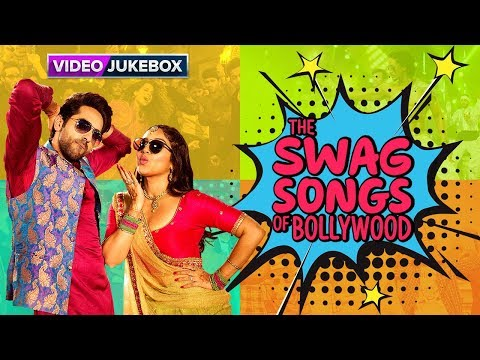 The Swag Songs Of Bollywood | Bollywood Dance Numbers | Video Songs Back To Back