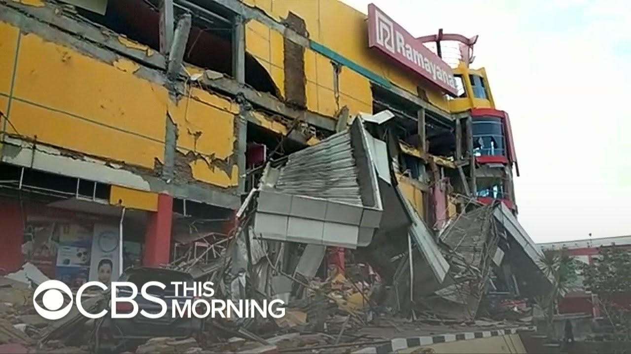 Death toll from Indonesia tsunami and earthquake rises to nearly 400