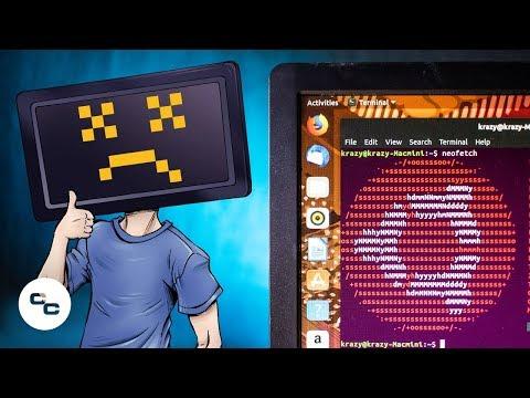 Ubuntu 18.10 Installation Sensation Duo - Krazy Ken's Tech Misadventures