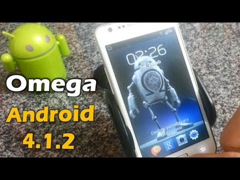 [Review] Omega v20 Jelly Bean 4.1.2 Galaxy S2