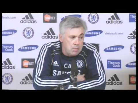 Ancelotti on Lampard