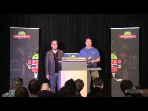 Droidcon Montreal Keynote - An Open Source Advantage