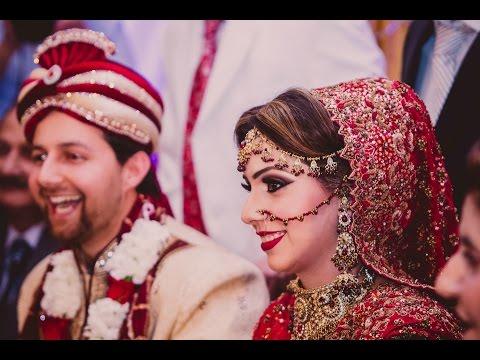 Musheer & Warda | Romantic Pakistani Wedding Highlight Film | Toronto | 4K