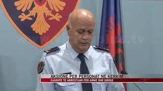 Policia në aksion për personat e kërkuar - News, Lajme - Vizion Plus