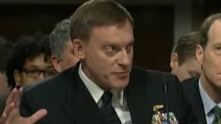Senator Lindsey Graham admonishes Donald Trump in Russia hacking hearing