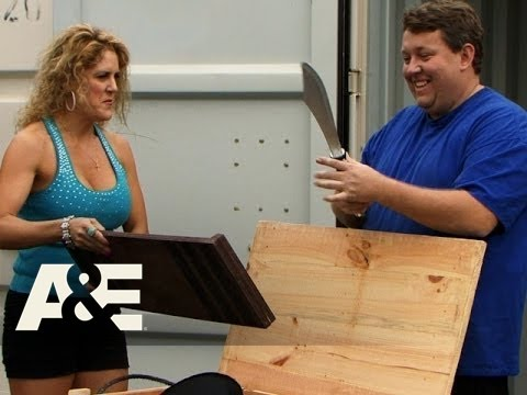 Storage Wars: Rene and Casey's Juggling Clubs and Knives ...