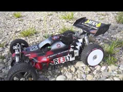 Reely Air Attack 2wd Reely Air Attack 2wd im Sand