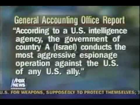 Israel spies on the USA more than any other country 1/2