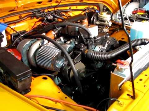 2000 Jeep Wrangler 4bt Turbo Diesel Youtube