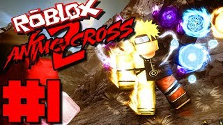 *HUGE* UPDATE! THE RETURN OF THE ANIME BATTLE ROYALE! | Roblox: Anime Cross 2 UPDATE - Episode 1