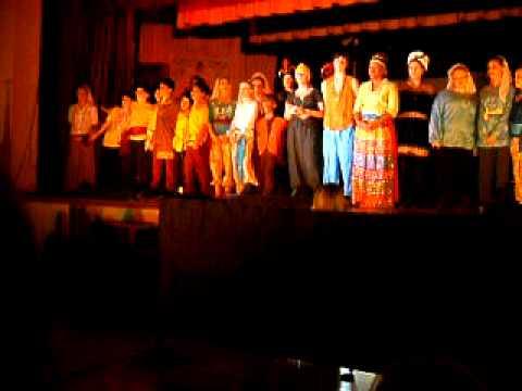 Andes Central School Presents Aladdin #6 December 2010