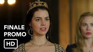 "Reign 4x16 Extended Promo ""All It Cost Her"" (HD) Season 4 Episode 16 Extended Promo Series Finale"