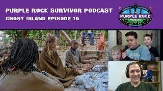 "Purple Rock Survivor Podcast - Ghost Island Episode Ten ""It's Like the Perfect Crime"""