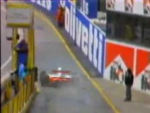 A remek szezonkezdet után (USA Nagydíj), Senna a második és a harmadik futamon is nyer. A brazil gy�zelem, Senna els� gy�zelme volt hazájában.