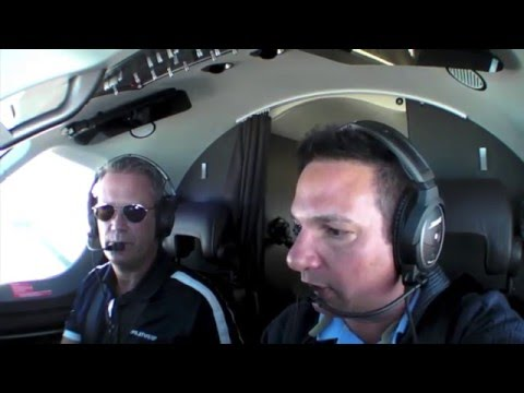 Pilatus Pc 12ng Flight Review