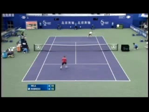 Play of The Week, Tommy Robredo, 3.10.08 Video