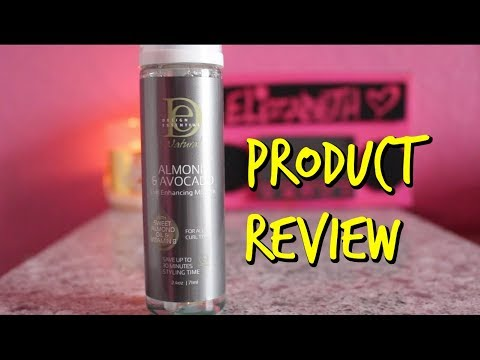 Review: Design Essentials Almond & Avocado Curl Enhancing Mousse