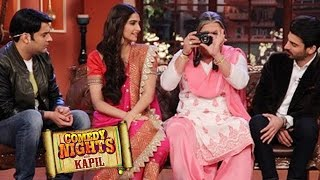 Khoobsurat Sonam Kapoor & Fawad Khan on Comedy Nights with Kapil 26th July 2014 Episode: PHOTOS