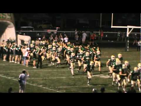 BISHOP MCNAMARA CATHOLIC HIGH SCHOOL VARSITY FOOTBALL PLAYERS 2011