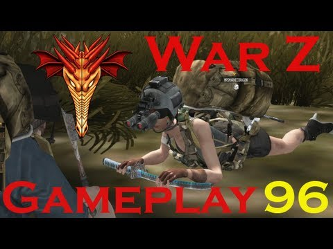 War Z Gameplay  - Mr and Mrs. Markee Dragon Zombie Slayers  Episode 96