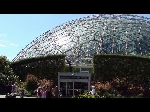 Climatron Geodesic Dome Conservatory - Missouri Botanical Garden