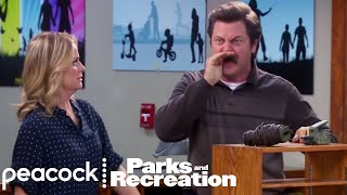 Fire In The Hole! - Parks and Recreation